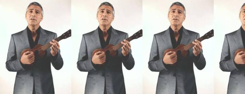 Clooney's Guitar